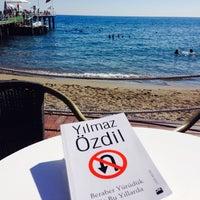10/15/2013 tarihinde Mustafa S.ziyaretçi tarafından Mirada Del Mar Beach'de çekilen fotoğraf