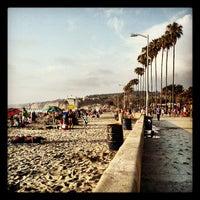 Снимок сделан в La Jolla Shores Beach пользователем Kevin R. 6/30/2013
