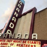 Das Foto wurde bei Granada Theater von Michelle A. am 5/15/2015 aufgenommen
