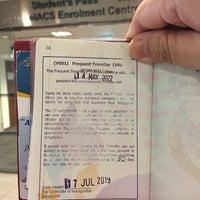ICA Citizen Services Centre - Kallang - Lv 6, Immigration