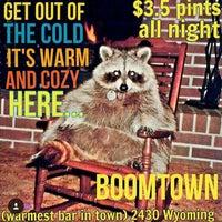 Снимок сделан в Boomtown Tavern пользователем Hector S. 1/5/2016