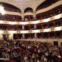 3/14/2013 tarihinde Rene N.ziyaretçi tarafından Teatro Municipal de Santiago'de çekilen fotoğraf