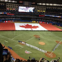 Photo prise au Rogers Centre par Jon F. le4/3/2013
