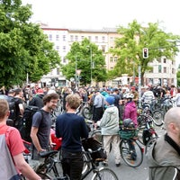 Photo prise au Critical Mass Berlin par Critical Mass Berlin le5/30/2015