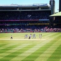 1/4/2013에 Mark W.님이 Sydney Cricket Ground에서 찍은 사진