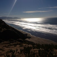 Das Foto wurde bei Fort Funston von Omar J. am 1/20/2013 aufgenommen