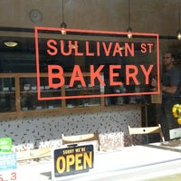Photo prise au Sullivan Street Bakery par Jason W. le9/6/2013