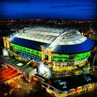 1/16/2013 tarihinde Marc W.ziyaretçi tarafından Johan Cruijf Arena'de çekilen fotoğraf