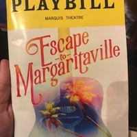 Foto tirada no(a) Marquis Theatre por Christine D. em 5/19/2018