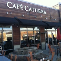 Das Foto wurde bei Cafe Caturra von Angelica H. am 12/15/2012 aufgenommen