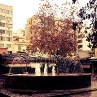 Снимок сделан в Athonos Square пользователем • Mele™® • 12/26/2013