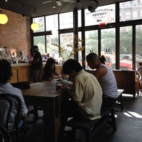 8/17/2014にHabibaがManhattanville Coffeeで撮った写真