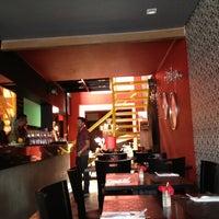 Das Foto wurde bei Restaurante Almodovar von Kissia S. am 12/13/2012 aufgenommen