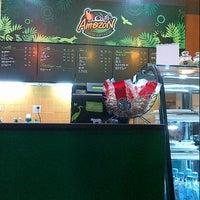 Foto scattata a Cafe Amazon@PTT  Maeramad da Ice N. il 11/17/2012