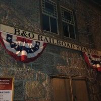 Foto diambil di B&O Railroad Museum: Ellicott City Station oleh Matt H. pada 8/18/2013