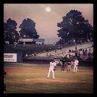 Снимок сделан в Cashman Field пользователем Jesse S. 6/23/2013