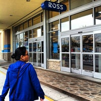 511b27e7a7347 ... Photo taken at Ross Dress for Less by Anthony B. on 1/4/ ...