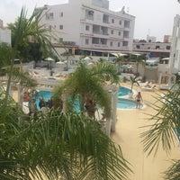 Foto tomada en The Beach Star Ibiza por Burcu el 7/23/2017