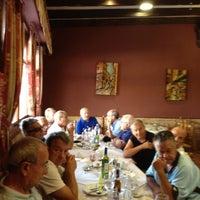 Foto tomada en Restaurante El Escorial por Rafael G. el 9/19/2012