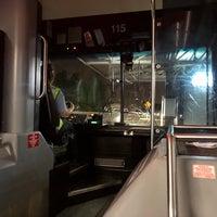 Rental Car Center Shuttle Bus George Bush Intercontinental Airport