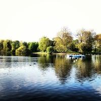 5/19/2013 tarihinde Javier N.ziyaretçi tarafından Regent's Park'de çekilen fotoğraf