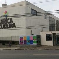 Foto tirada no(a) Fábrica de Cultura Jd. São Luis por Geraldo O. em 3/17/2015