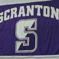 Foto tomada en The University Of Scranton por Kyle F. el 9/29/2012