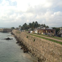 Снимок сделан в Galle Fort пользователем Ivan I. 11/26/2012