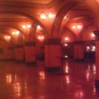 11/22/2012 tarihinde Carl W.ziyaretçi tarafından Auditorium Theatre'de çekilen fotoğraf