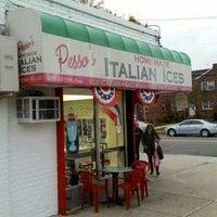 11/20/2015에 Kino님이 Pesso's Ices & Ice Cream에서 찍은 사진