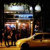 Снимок сделан в Gallaghers Irish Pub пользователем Isaac P. 2/1/2013