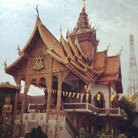 Foto scattata a Wat Bupparam da Nan X. il 5/7/2013
