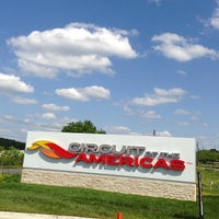 Foto tirada no(a) Circuit of The Americas por Michael S. em 4/21/2013