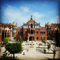 Photo prise au Sant Pau Recinte Modernista par Javier M. le7/19/2015