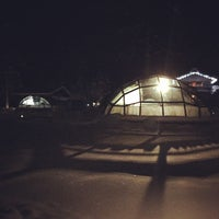 Foto scattata a Kakslauttanen Arctic Resort da Alex Z. il 12/13/2014