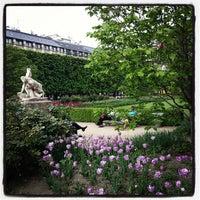 5/7/2013にAlex Z.がJardin du Palais Royalで撮った写真