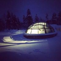12/13/2014にAlex Z.がKakslauttanen Arctic Resortで撮った写真