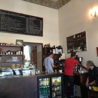 9/6/2013 tarihinde Caspar Clemens M.ziyaretçi tarafından bagel, coffee & culture'de çekilen fotoğraf