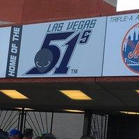 4/28/2013 tarihinde JoJo P.ziyaretçi tarafından Cashman Field'de çekilen fotoğraf