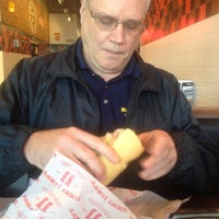 Photo taken at Jimmy John's by Howies M. on 11/19/2013
