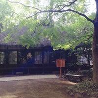 4/12/2014にYuji K.が蘆花恒春園 (蘆花公園)で撮った写真