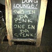 6/5/2013에 Alexay C.님이 Ding Dong Lounge에서 찍은 사진