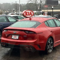 Photo Taken At Ed Voyles Kia Of Chamblee By Phillip D On 2 22