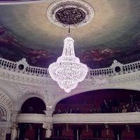 6/7/2013 tarihinde Alexis V.ziyaretçi tarafından Teatro Municipal de Santiago'de çekilen fotoğraf
