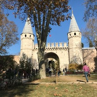 11/12/2018 tarihinde Fikri B.ziyaretçi tarafından Topkapı Sarayı Revakaltı'de çekilen fotoğraf