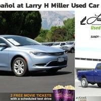 Larry H Miller Used Car Supermarket Sandy >> Larry H Miller Used Car Supermarket Orem 54 Tips