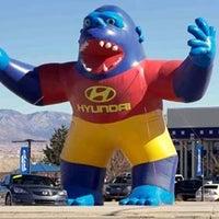 Larry H Miller Hyundai Albuquerque Auto Dealership