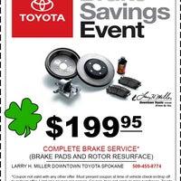 Larry H Miller Toyota Spokane >> Larry H Miller Downtown Toyota Spokane Riverside 15