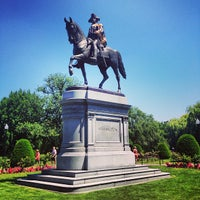 Foto tomada en Jardín Público de Boston por Lauren B. el 6/19/2013