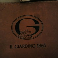 Foto diambil di Il Giardino 1886 oleh Alessandra Z. pada 4/14/2013
